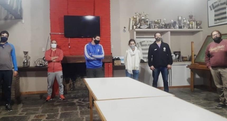 El rugby de Estudiantes suma profesionales a su equipo de trabajo