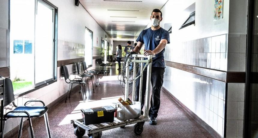 Covid-19:  la Municipalidad lanzó una nueva campaña de concientización y cuidado del personal de salud