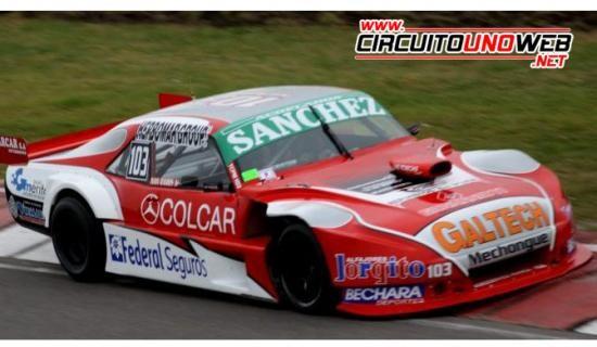 TCPista Mouras y GT 2000 en el Hermanos Emiliozzi