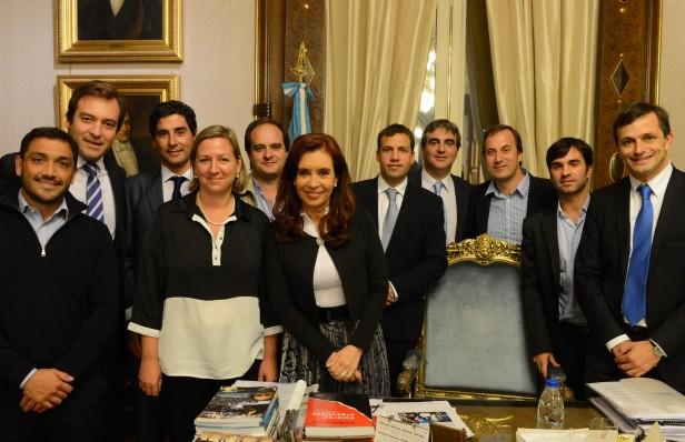 Bolívar: Los Oktubres con la Presidenta