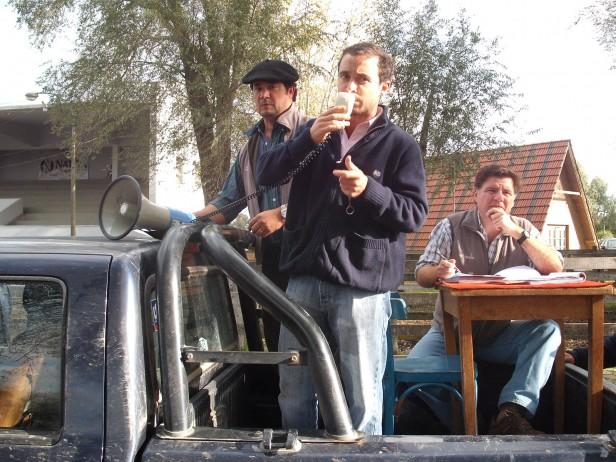 Remate de Sáenz Valiente Bullrich y Cía en Olavarría