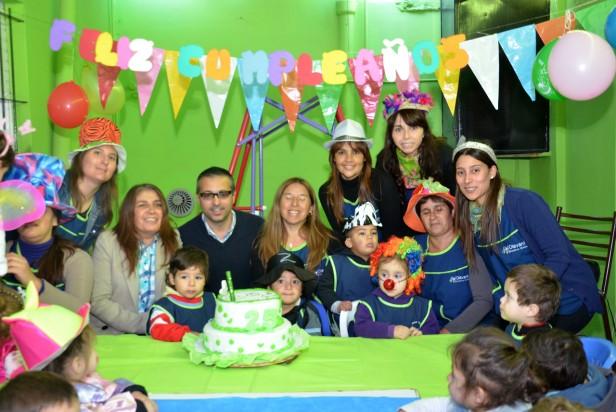 """Delpiani: """"Es un trabajo de compromiso, dedicación y sensibilidad hacia las familias"""""""