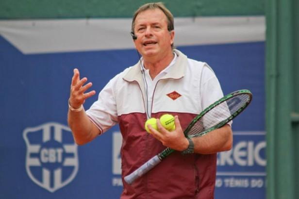 Gustavo Luza ofrecerá una clínica de tenis en La Pedrera
