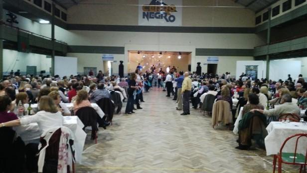 Cáritas Monte Viggiano realizó su sexta cena anual