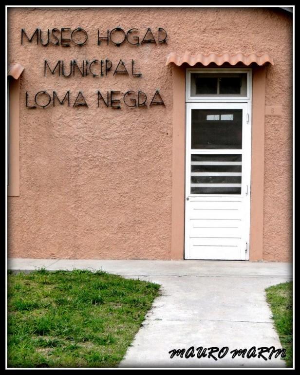 Muestra en el Museo Hogar Municipal de Loma Negra