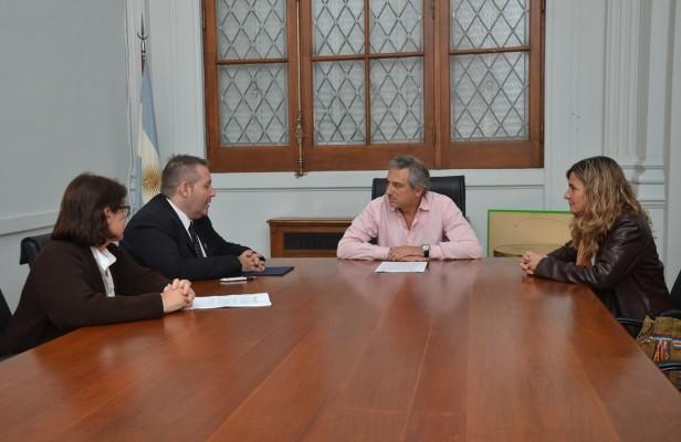 El Gobierno Municipal firmó un convenio con el INTI