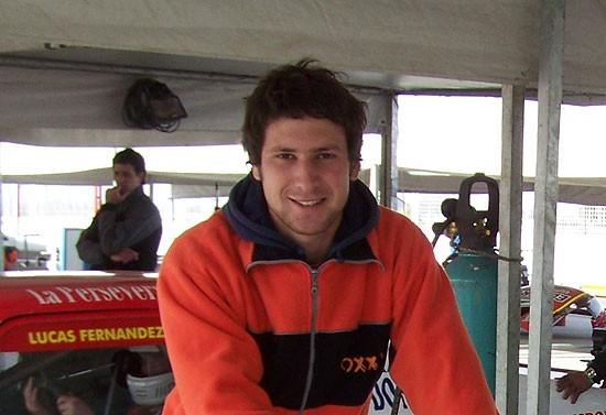 Nicolás Pezzucchi 13ro