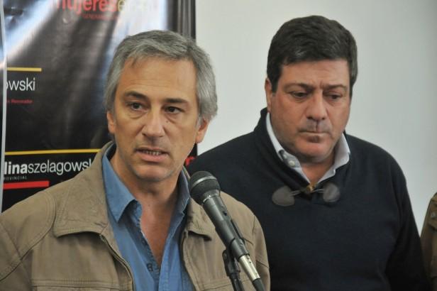 Política: la trastienda del encuentro Eseverri-Mariotto