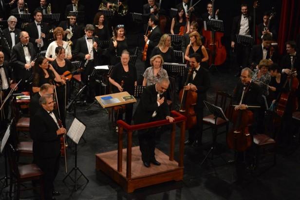 Clásica y Solidaria: excelente balance a 53 años de la creación de la Sinfónica