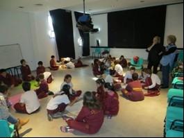 Taller de Educación para el Consumo Responsable en el Museo de las Ciencias