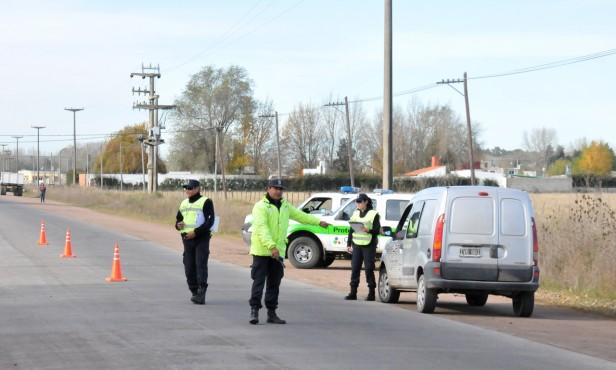 Protección Ciudadana realizó 190 controles de velocidad