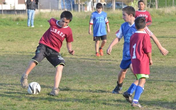 Encuentro de Fútbol Barrial