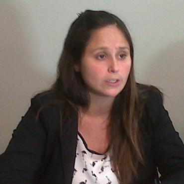"""Fernanda Araneo: """"este aumento torna una fachada la implementación del  boleto estudiantil gratuito"""""""