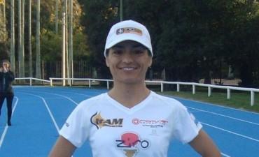 Ivana Farías con buen suceso en Uruguay