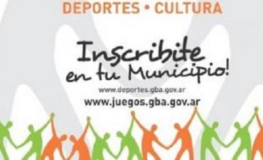 Juegos Buenos Aires 2014: Desde el lunes 12 se pueden inscribir