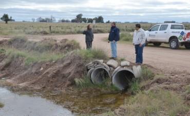 Espigas: trabajos en reparación y mantenimiento de los accesos