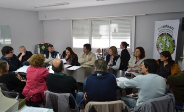Reunión de la Mesa de Diálogo sobre Agroquímicos
