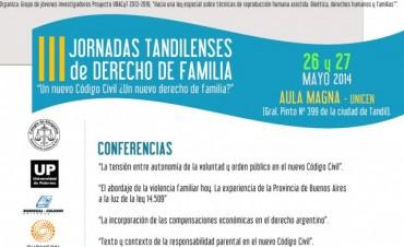 Jornadas Tandilenses de Derecho de Familia