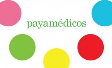 Segunda Formación para Payamédicos: reunión informativa