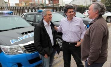 Eseverri reclamó al Gobernador por la policía municipal