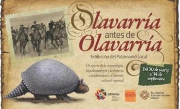 """Actividades en la Muestra """"Olavarría antes de Olavarría"""""""
