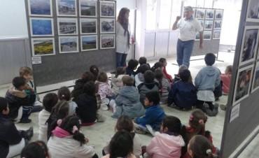 La muestra fotográfica sobre Malvinas será itinerante
