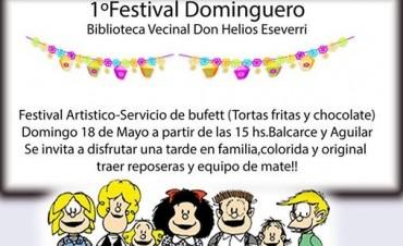 Se viene el Primer festival dominguero de la biblioteca Eseverri