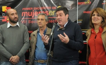 """Valicenti: """"Se ve que de alguna forma Eseverri está siendo marginado del Frente Renovador"""""""