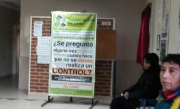 Campaña de Salud del Adulto: control y prevención