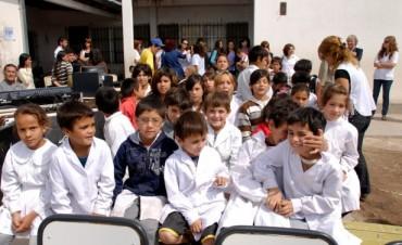 """Problemas en la Escuela 65 con la """"Copa de Leche"""""""