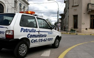 Policías comunales:
