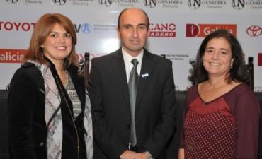 La Nación Ganadera: Szelagowski, Arregui y Eduardo Rodríguez participaron Jornada política y económica