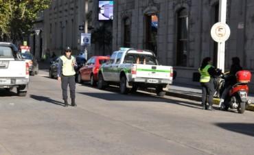 La Agencia de Protección Ciudadana intensificó los controles del uso del cinturón de seguridad