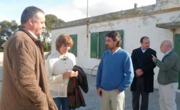 Se inauguró un nuevo espacio de investigación en la sede universitaria de Quequén