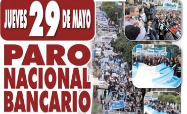 Nuevo paro bancario por la situación de Tucumán