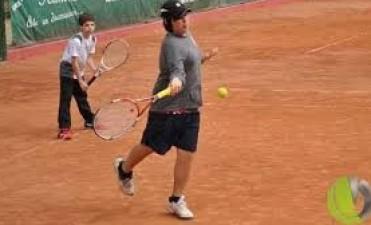 Encuentro de escuelas de tenis