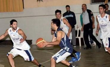 Con tres partidos prosigue el basquetbol local