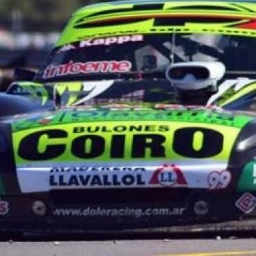 Automovilismo: 19no Pezzuchi en Termas Rio Hondo