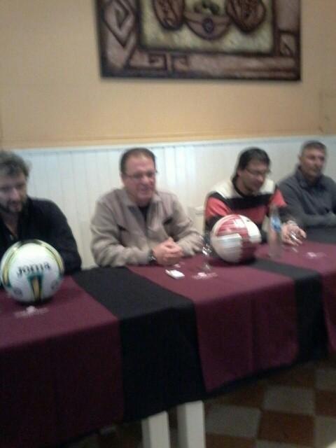 Racing anunció la presencia en el Federal B de fútbol
