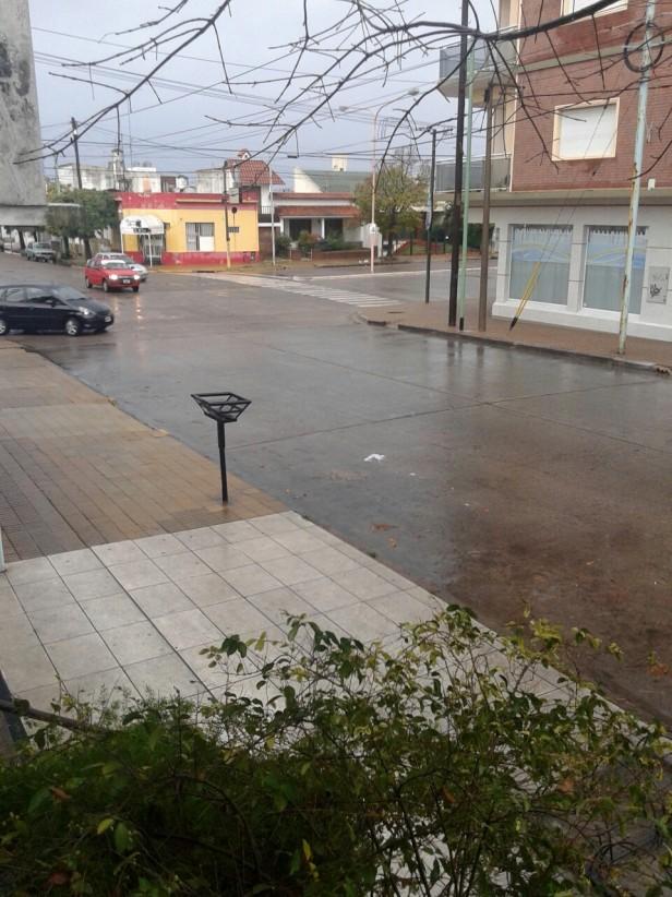 Otoño: tras la lluvia se produjo un descenso de temperatura