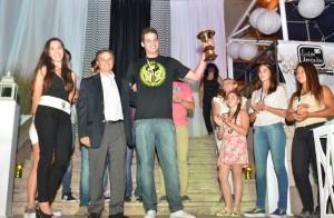 Ignacio Galardo sueña con jugar el Mundial de Grecia