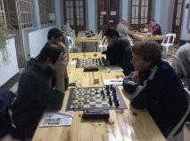 Abierto de ajedrez en Racing
