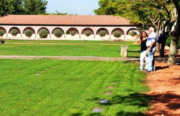 Las reformas en el Cementerio Municipal sobrepasan el 50% del total de la obra
