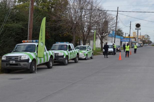 Protección Ciudadana intensifica los controles de tránsito en distintos puntos de la ciudad