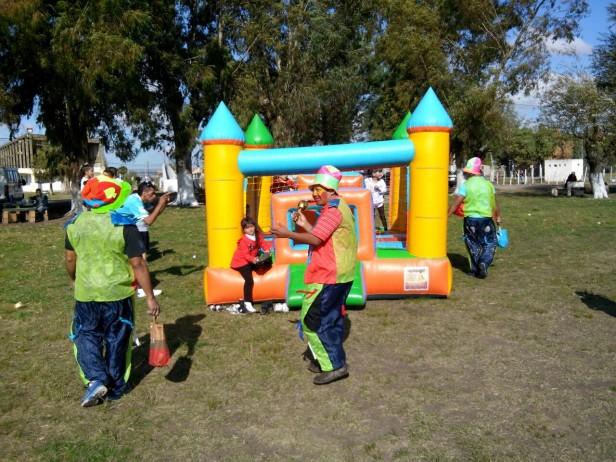 Festival Solidario en la Unidad Nº 27 de Sierra Chica