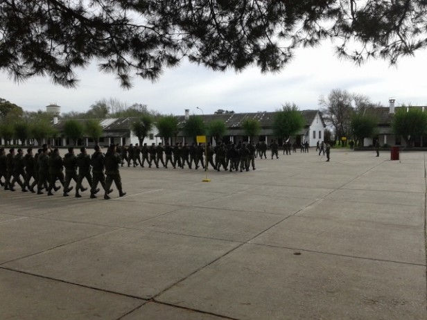Celebran el aniversario del Ejército