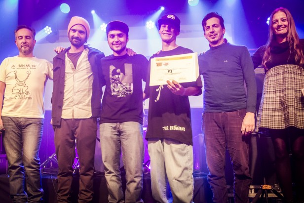 La banda olavarriense FJ ganó el concurso de bandas de Buenos Aires