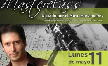 Masterclass de clarinete