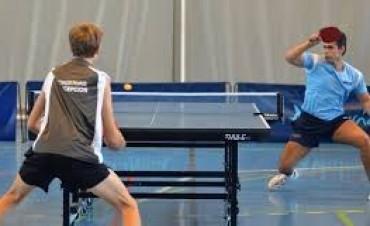 Torneo Aniversario de Tenis de Mesa en Mariano Moreno
