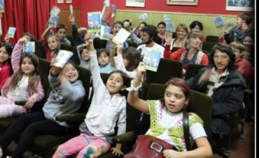 Las escuelas de campaña también tienen sus pasaportes de Museos
